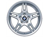 BMW 550i Single Front Wheel without Tire - 36116761998