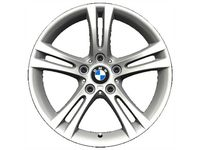 BMW 550i M Double Spoke 184-Single wheel without tire - 36112282991