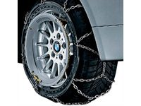 BMW 335i xDrive Snow Chains for 205/55R16 & 205/50R17 - 36110392171