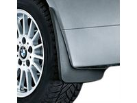 BMW 335i Mud Flaps/Rear - 82160417633