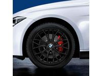 BMW ActiveHybrid 3 Cold Weather Tires