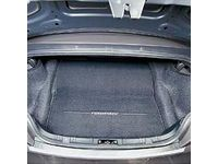 BMW Z4 Embroidered roadster Carpeted Trunk Mat - 82110151200