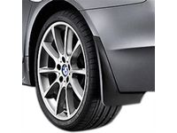 BMW ActiveHybrid 5 Mud Flaps