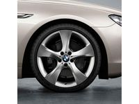 BMW ActiveHybrid 5 Single wheel