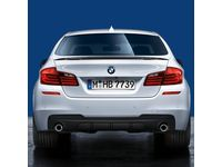 BMW ActiveHybrid 5 Rear Reflectors