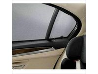 BMW ActiveHybrid 5 Sunshades & Visors