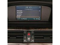BMW ActiveHybrid 5 Entertainment