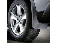 BMW X5 M Mud Flaps/Rear - 82162154281