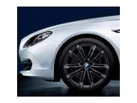 BMW ActiveHybrid 5 Performance Tires