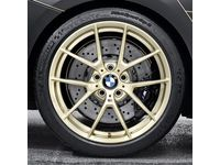 BMW M4 Cold Weather Tires
