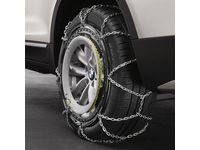 BMW ActiveHybrid 5 Snow Chains