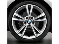 BMW 230i xDrive 18 Inch Style 385 Cold Weather Wheel & Tire Set - 36112289737