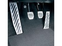 BMW 745Li Aluminum Pedal Covers - 35002213212