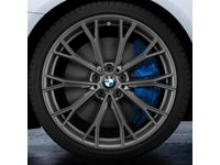 BMW 540d xDrive Cold Weather Tires
