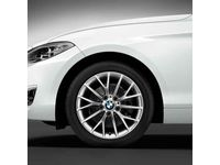 BMW 230i xDrive 17 inch Style 380 Cold Weather Wheel & Tire Set - 36112289736