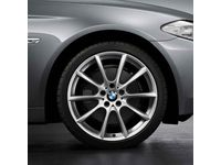 BMW ActiveHybrid 5 Cold Weather Tires