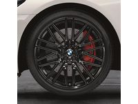 BMW 750i Wheel and Tire Sets