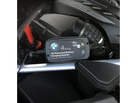 BMW 640i xDrive Gran Coupe Advanced Battery Charging System with Alligator Clips - 82110087135
