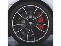 BMW X5 M Performance 19 Inch Brake System - 34112458883
