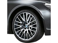BMW 740Li xDrive Single wheel