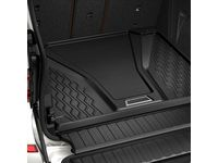 BMW X6 Fitted luggage compartment mat / 3rd Row Seat Only - 51472458569