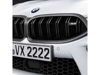BMW M8 M Performance Kidney Grille - Carbon Fiber / Vehicles WITHOUT Parking Assistance Plus - 51712462820