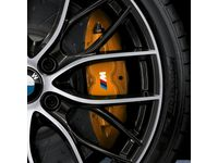BMW 440i M Performance Brake System - Orange - 34112450470