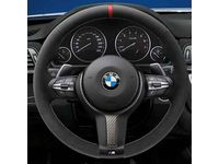 BMW Alpina B6 xDrive Gran Coupe M Performance Steering Wheel for M Sport Equipped Vehicles - 32302253649