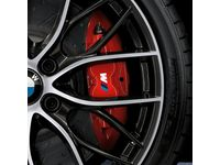 BMW 440i M Performance Brake System - Red - 34112450468