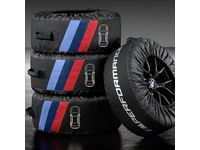 BMW X2 M M Performance Tire Bags - 36132461758