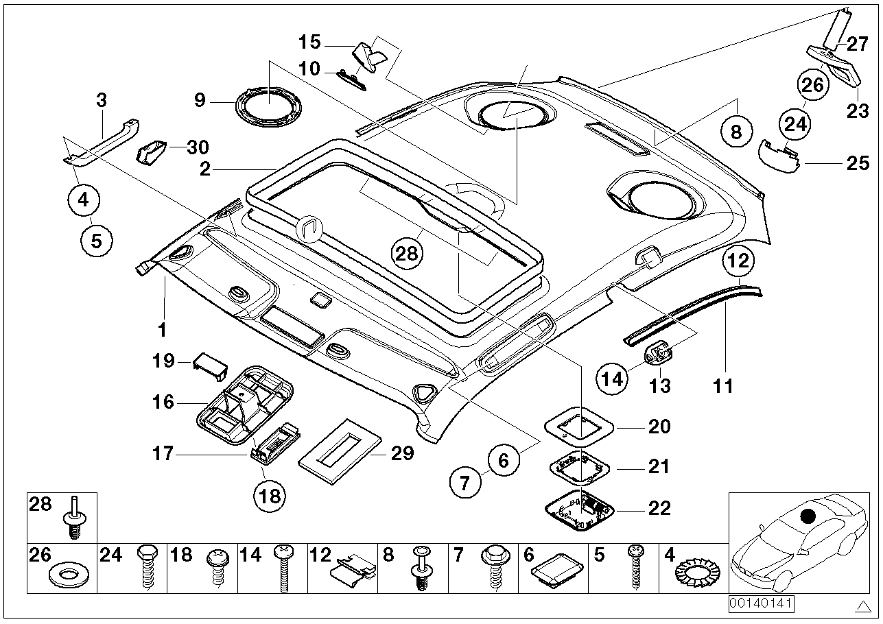 Engine Diagram 2000 Bmw Z3 2 8l