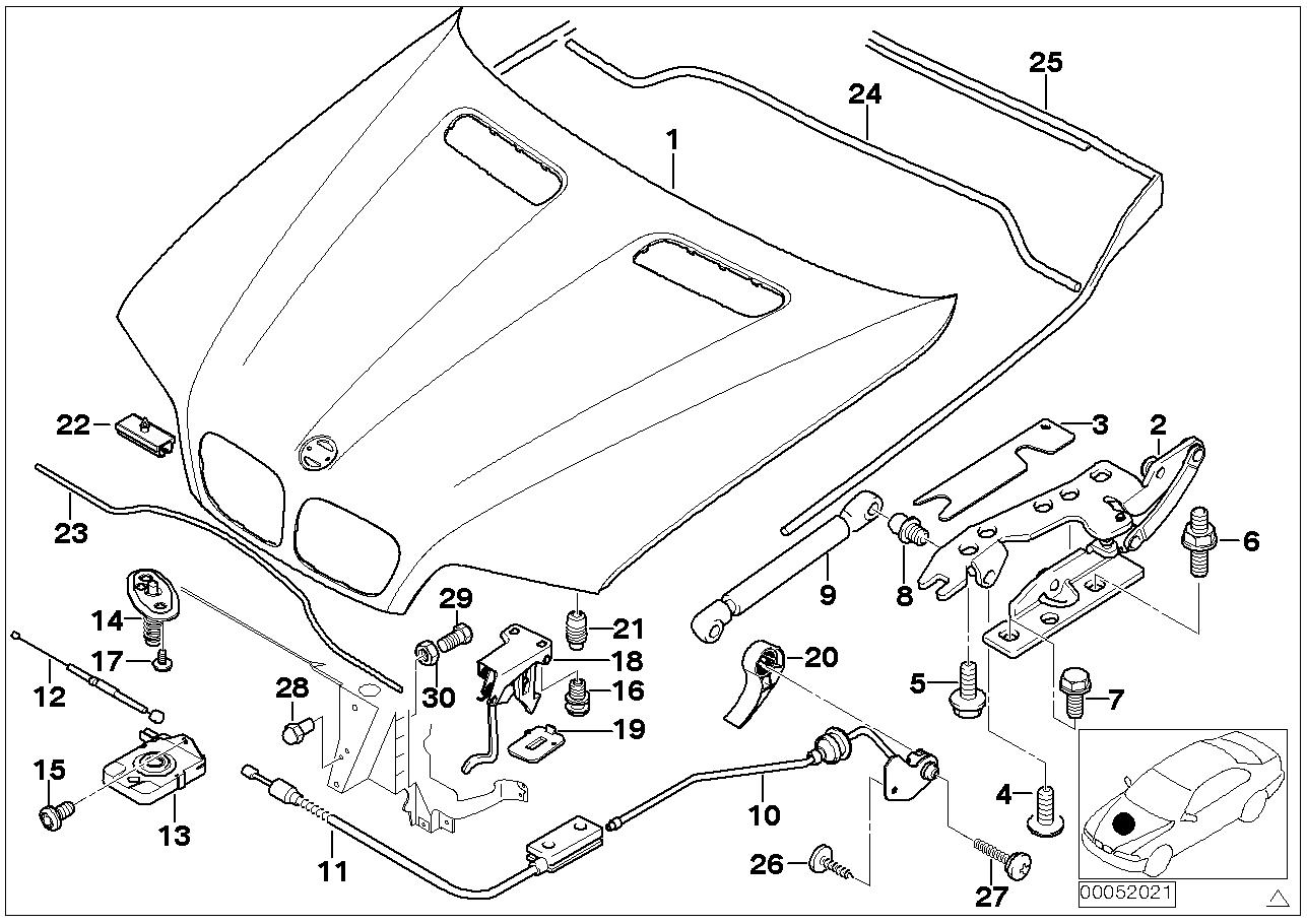 Wiring Diagram PDF: 2003 Bmw X5 Engine Diagram