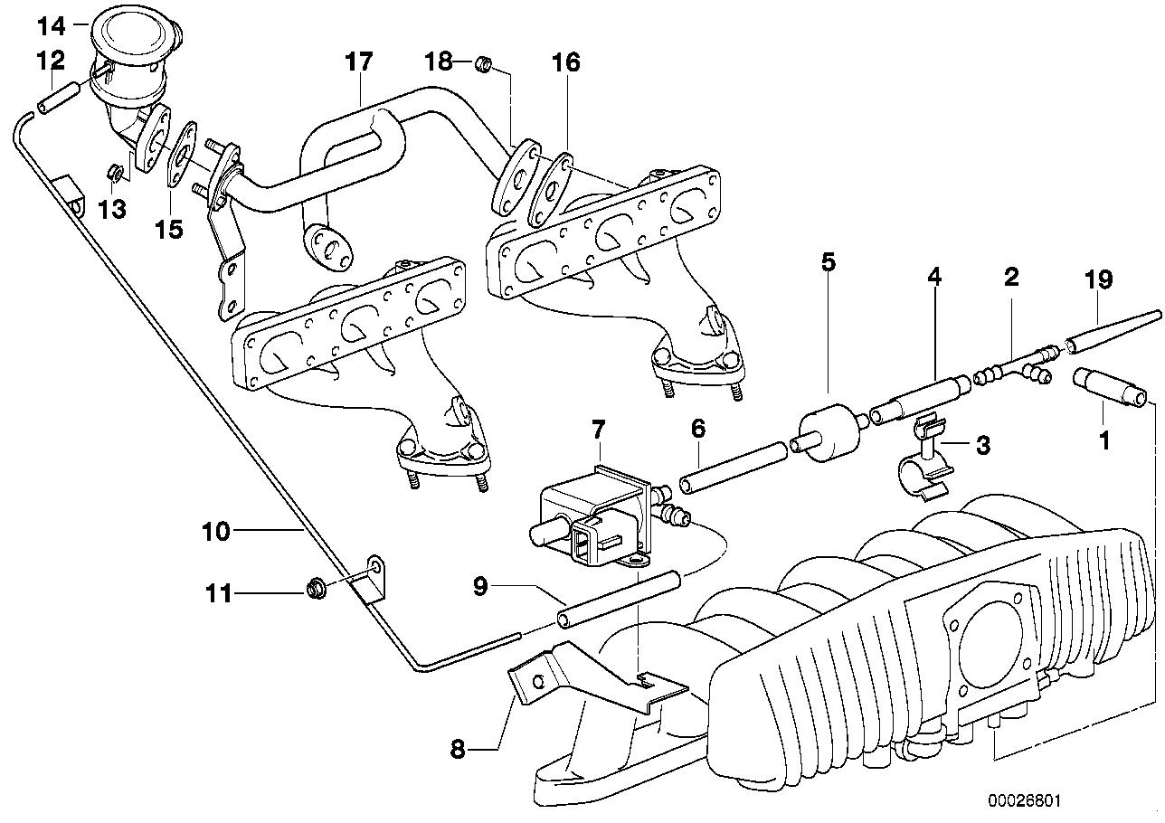 Youan: Bmw E36 Vacuum Hose Diagram