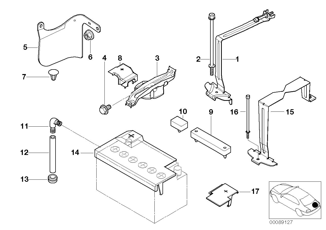 2006 Bmw 325i Engine Parts Diagram