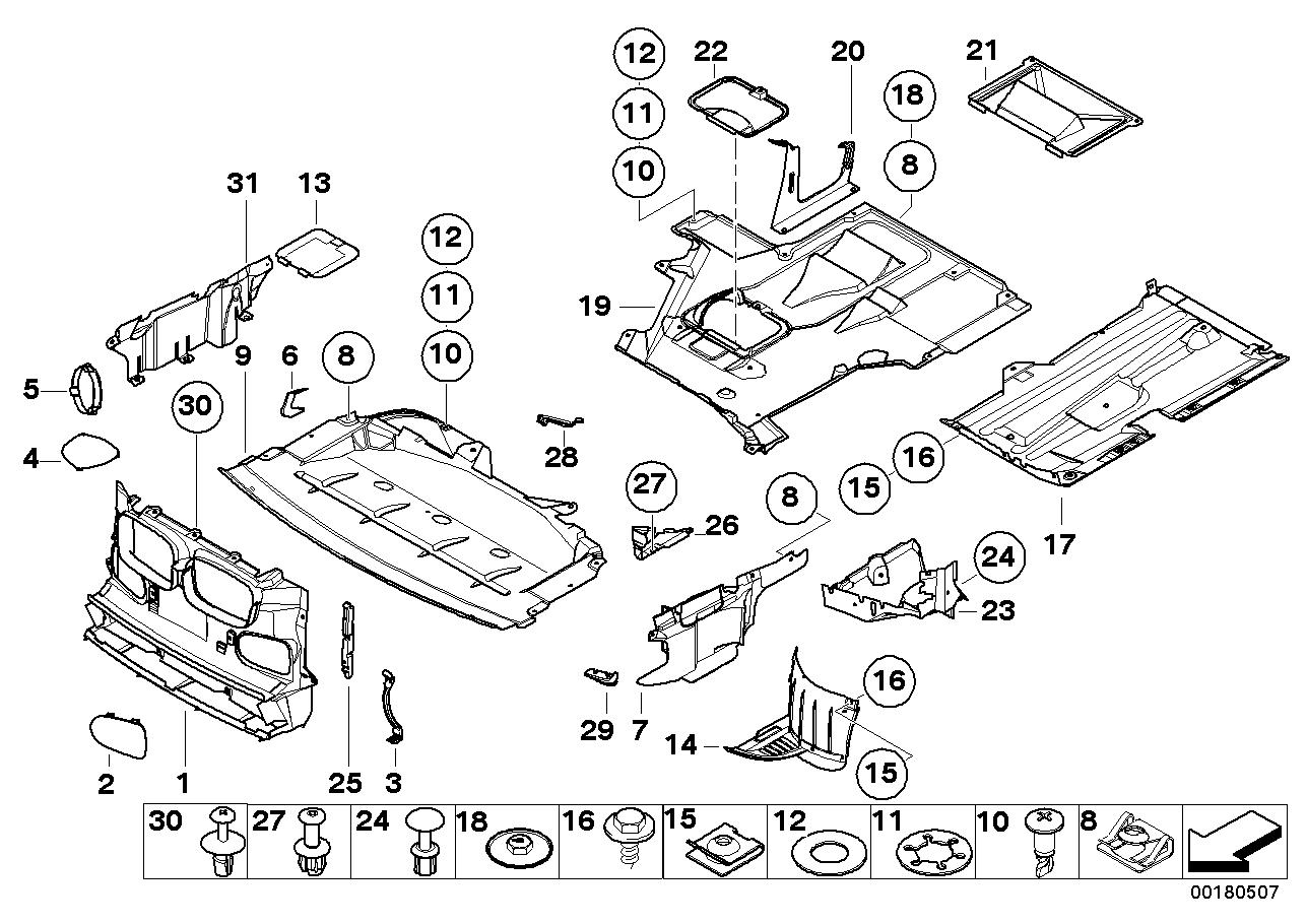 Wiring Diagram PDF: 2003 Bmw 525i Engine Bay Diagram