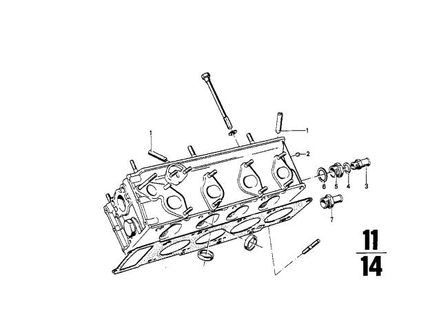 1976 BMW 2002 Timing Gear - Intake Valve / Exhaust ValveBMW Parts