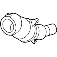 BMW 228i xDrive Catalytic Converter - 18327645666