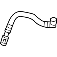 BMW Power Steering Hose - 32416792492