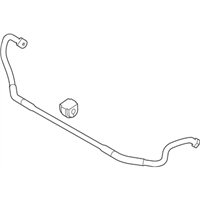 BMW 430i Sway Bar Kit - 31306869290