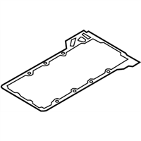 BMW 550i xDrive Oil Pan Gasket - 11137566644