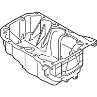 BMW i8 Oil Pan - 11137643521