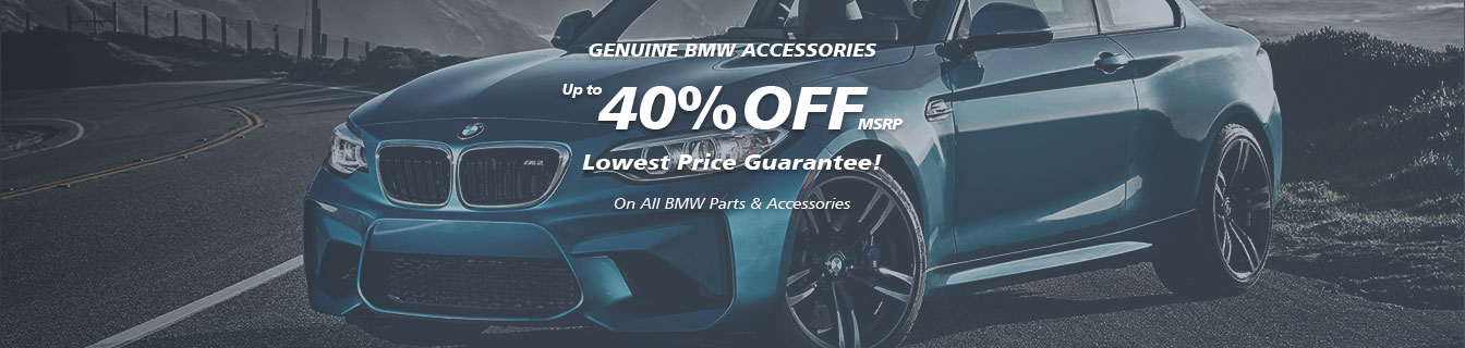 Genuine 335i xDrive accessories, Guaranteed lowest prices