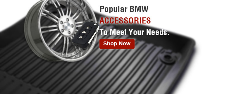 Popular 550i GT xDrive accessories to meet your needs